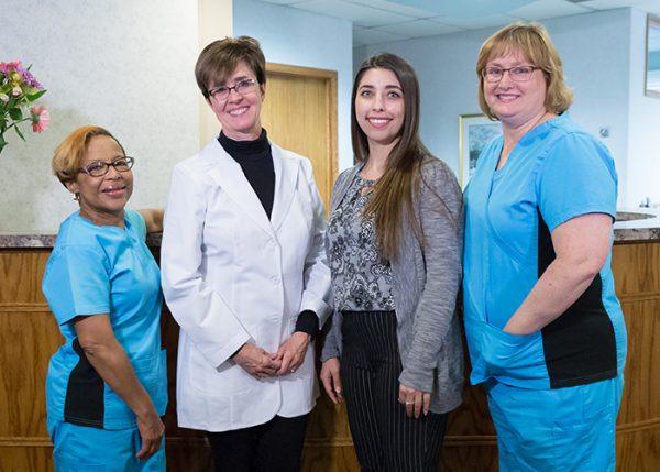 Contact Dr. Carter's Team